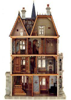 il castello delle bambole...