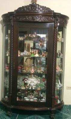 1000 images about chinero antiguo on pinterest antigua for Muebles vintage mexico