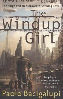 I have to say I was more than a little skeptical when I saw critics hailing Paolo Bacigalupi as a worthy successor to William Gibson. But it only took a few pages of The Windup Girl for me to realize that my doubts were unfounded.   #books #reading #greatreads