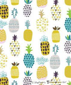 Ananas, jeden Morgen aufs Neue köstlich, hmmmm ....