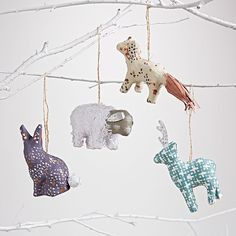 Ornament_Festive_Wildlife_Group