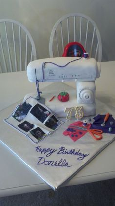 Cake Design For Mother In Law : 1000+ images about Birthday party on Pinterest 60th ...