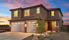 Yorktown-TUC-Exterior (Willow Vista) | Willow Vista | Richmond American Homes | Marana, AZ | Located in Northwest Tucson, Willow Vista offers a distinctive collection of single- and two-story floor plans with abundant personalization options. Residents of this exceptional new community will appreciate the incredible designer details, inherent in every Richmond American home, as well as easy access to shopping, dining and the freeway. Discover your dream home—and make it your own—at Willow…