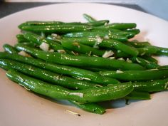 David's Fresh String Bean Recipe