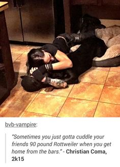 Shared by Elbyshay. Find images and videos about bvb, black veil brides and christian coma on We Heart It - the app to get lost in what you love.