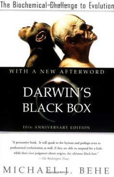 Darwin's Black Box: The Biochemical Challenge to Evolution by Michael J. Behe, http://www.amazon.com/gp/product/0743290313/ref=cm_sw_r_pi_alp_CxXNpb1PJH950