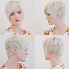 Cute Long Pixie Haircuts with Layers