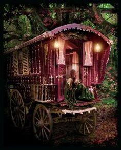 Gypsy Caravan Home, America