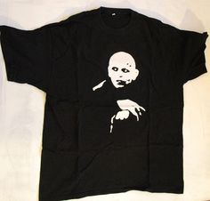 Klaus Kinski Nosferatu T-shirt