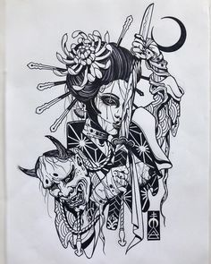 Фотография old school frases hombres hombres brazo ideas impresionantes japoneses pequeños tattoo Geisha Tattoos, Geisha Tattoo Design, Tattoo Design Drawings, Tattoo Sketches, Japan Tattoo Design, Kunst Tattoos, Body Art Tattoos, Sleeve Tattoos, Japanese Tattoo Art