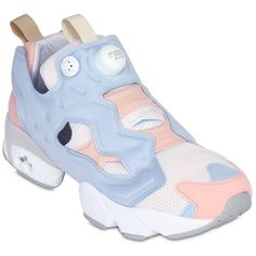Reebok Women Instapump Fury Og Sneakers ($150) ❤ liked on Polyvore  featuring shoes,