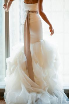 4dc4bf19f341c Vera Wang Fiona Real Weddings 1 After Wedding Dress, Used Wedding Dresses,  Our Wedding