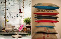 Creare e rinnovare con la juta!   Blog di arredamento e interni - Dettagli Home Decor