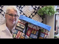 Go and Grow Bag – video – Sew Modern Bags