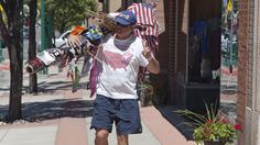 A walk across America leads to random acts of kindness