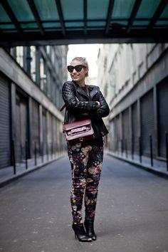 Paris Fashion Week 2013 Street Style