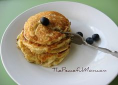 Pancakes that use up leftover oatmeal. What a great idea. I cannot wait to try it.