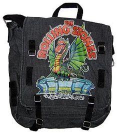 Rolling Stones Dragon bag