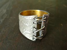 Great tutorial from Celie Fago on using the new PMC sterling