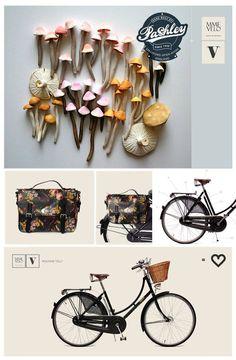 Madame Velo + Pashley Cycling Rules, Bike Bag, Bicycle Girl, Bike Stuff, Mood, Cute, Bags, Women, Bicycle