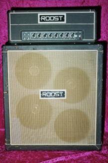 ROOST SR22 R 100 WATT AMP & BOX in Kiel - Elmschenhagen-Kroog | Musikinstrumente und Zubehör gebraucht kaufen | eBay Kleinanzeigen