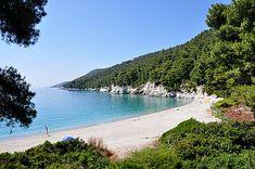 Kastani Beach, Skopelos, Greece (Where Mamma Mia was filmed)