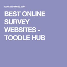 with best online survey websites, you will find out that there are countless online survey website making promises which they don't keep up to of them. Survey Websites, Online Survey, Tips, Counseling