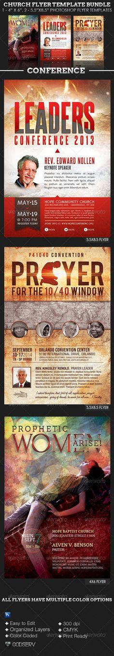 Caribbean Gospel Concert Flyer Template Gospel concert, Concert - conference flyer template