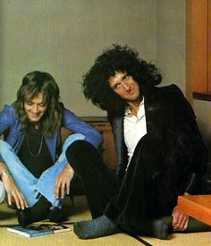 i couldnt get the boy to kill me, Brian & Roger 'friends will be friends, right...