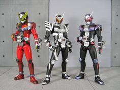 Kamen Rider Toys, Kamen Rider Zi O, Dc Super Hero Girls, Marvel Legends, Power Rangers, Action Figures, Concept Art, Avengers, Geek