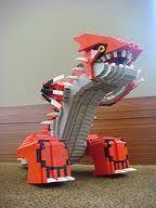 1000 images about groudon on pinterest pokemon cards - Lego pokemon rayquaza ...