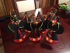 DISNEY+MICKEY+Mouse+Party+Hats+by+YourPartyStore+on+Etsy,+$18.99