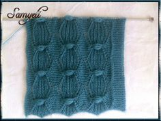 Tina's handicraft : knitting tips Knitting Stitches, Hand Knitting, Eminem, Handicraft, Knitted Hats, Knitting Patterns, Diy And Crafts, Embroidery, My Favorite Things