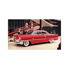 Fins Chrome! My Favorite Cars of the Late 1950′s and Early 1960′s The... ❤ liked on Polyvore