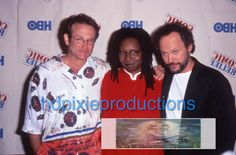 Billy Crystal Robin Williams Whoopi Goldberg - Comic Relief 1998