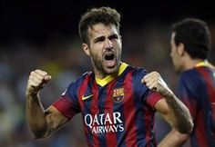 Cesc guía el triunfo en Balaídos   Celta 0-3 FC Barcelona. [29.10.13]