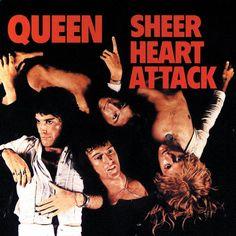 queen album cover | Beerblioteca do Rock: Queen - Sheer Heart Attack (1974)
