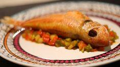 Salmonetes al horno| Receta fácil y sana