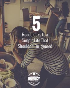 Want to simplify life, but feeling stuck? If one of these five roadblocks is holding you back, take one small step today. You'll get there! One Small Step, Natural Health Tips, Political Satire, Feeling Stuck, Hold On, Politics, In This Moment, Simple Things, Feelings