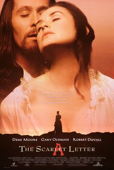 The Scarlet Letter Premiered 13 October 1995
