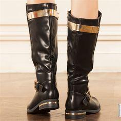 Bottes noir taille 39, achat en ligne Bottes femme sur MODATOI