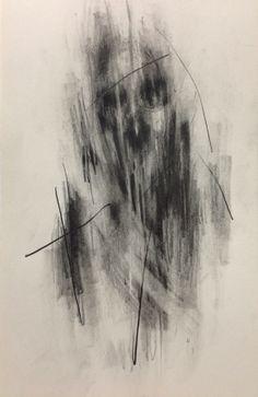 Pencil on paper 2013 a art sketches, art и portrait art Abstract Portrait, Portrait Art, Portraits, Art Sketches, Art Drawings, Pencil Drawings, Weird Drawings, Life Drawing, Painting & Drawing