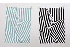 #tea #towels // Between The Lines by Above & Beyond   Flodeau.com