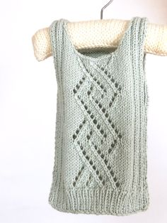 Baby Barn, Baby Vest, Baby Knitting Patterns, Hobbies And Crafts, Sweaters, Baby Knits, Mint, Fashion, Weaving Techniques