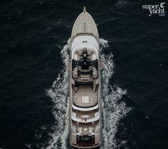 The stunning 95m #superyacht Kismet on the North Sea.. #WeKnowYourHydraulics www.marinehydraulicsolutions.com