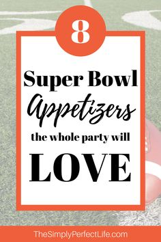 Super Bowl Sunday is almost here and the parties are being planned!  There is lots of excitement about the game, half time show, and especially the food.  These 8 appetizers are sure to be a hit.  Jalapeño treats, dips, and little smokies.  #superbowl #superbowlsunday #superbowl2020 #football #superbowlparty #superbowlapps #superbowlappetizers #appetizers #apps #partyfood