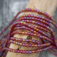 4mm Czech Glass Luster Iris Fuchsia Druk, 4mm Fuchsia Iris Luster Round Beads, 3111, Czech Glass 4mm Round Fuchsia Druk Beads, 100 beads