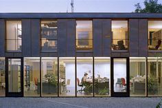 Since 1998 the Web Atlas of Contemporary Architecture Royal Park, Contemporary Architecture, Vignettes, Microsoft, Room, Projects, Offices, Furniture, Home Decor