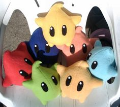 Luma Plushies by ~clearkid on deviantART