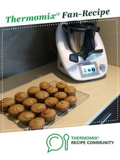 SUGAR FREE Banana and Date Muffins by Thermonty. A Thermomix ® recipe in the category Baking - sweet on www.recipecommunity.com.au, the Thermomix ® Community.